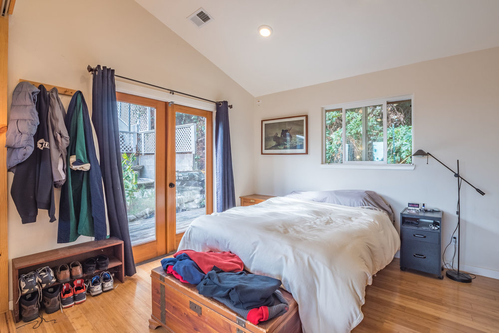 1 Bedroom ADU with Office in Santa Cruz, California