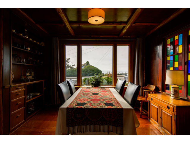 Listing Agents In Santa Cruz Log Cabin Ocean Views