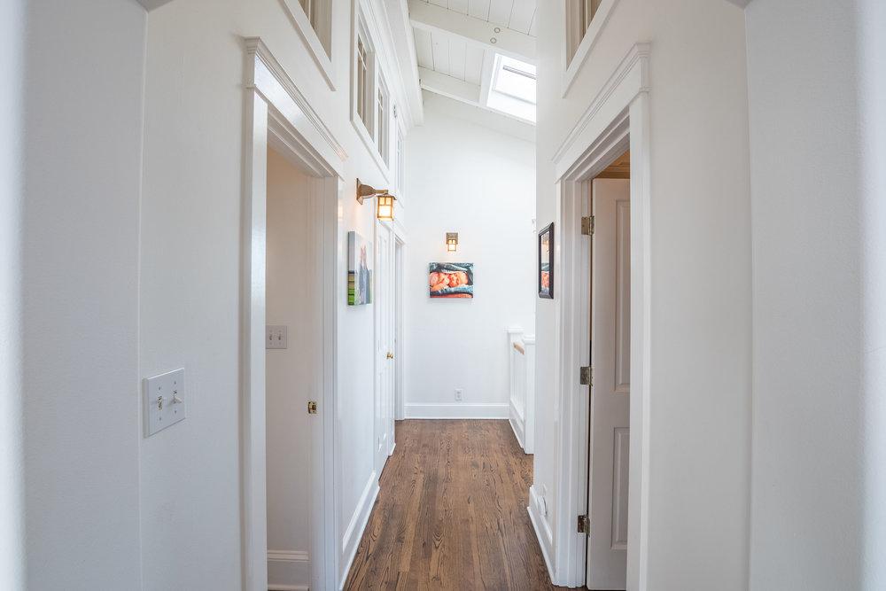 Hardwood Floors and Vaulted Ceilings