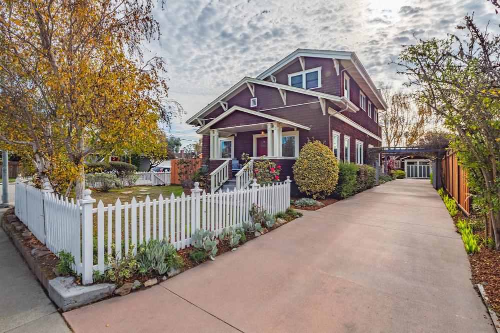 Lower Westside Crafstman Santa Cruz, California