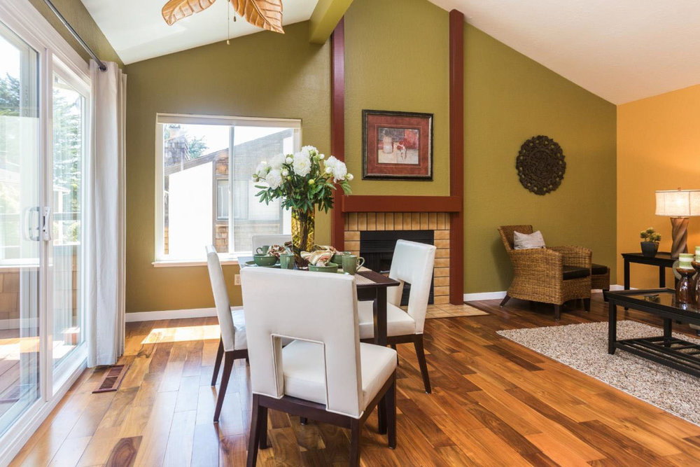 Natural Light and Vaulted Ceilings Real Estate Agents Santa Cruz