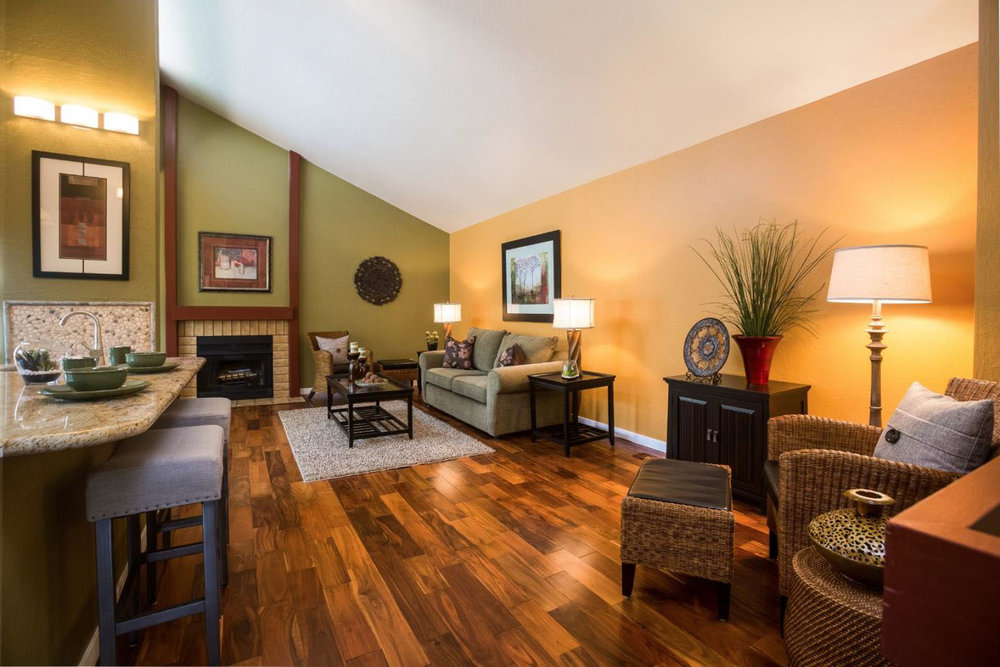 Updated Aptos Townhome with 3 Bedrooms and 2 Bathrooms