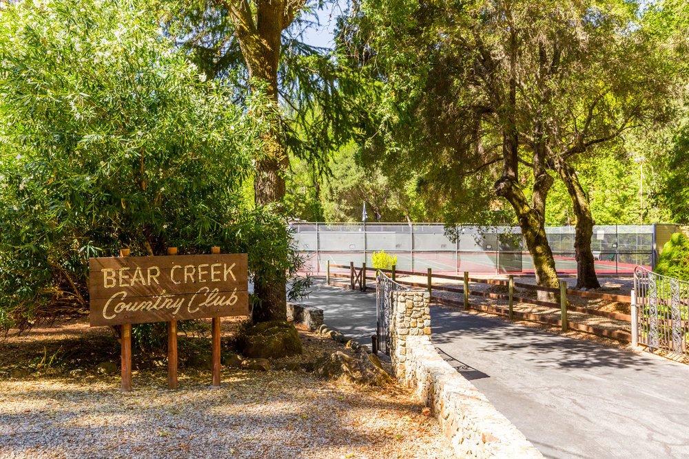 Bear Creek Estates Boulder Creek, California
