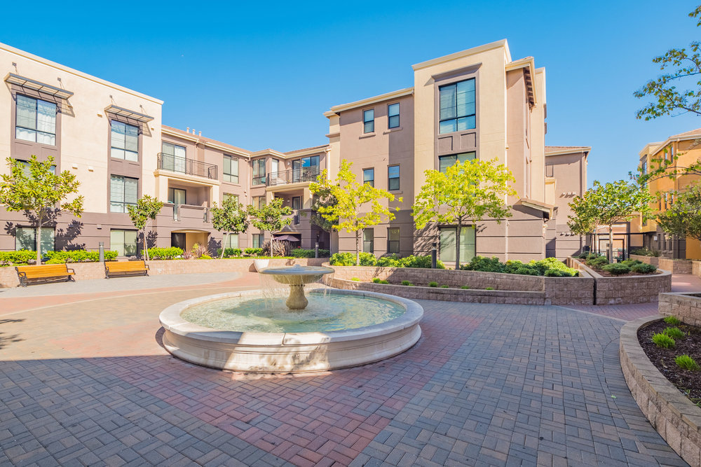 Desirable Cupertino Condo by Apple Campus.