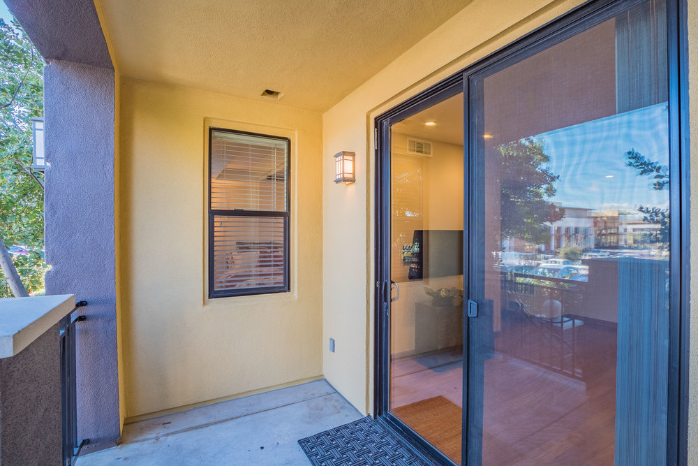 Outside Living Area Silicon Valley Real Estate