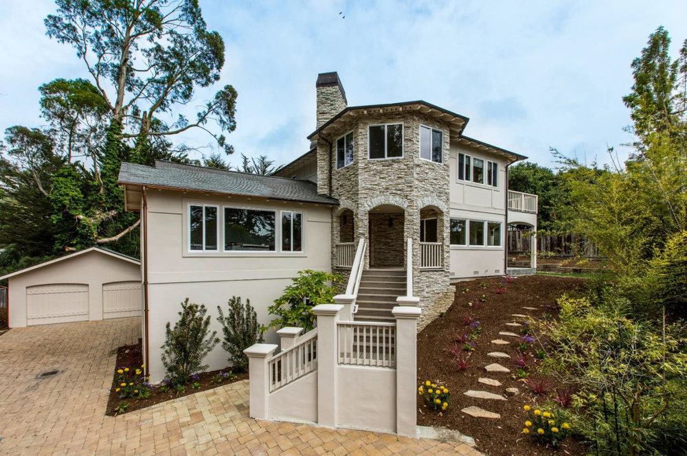 **SOLD  7150 Urbin Way, Aptos $1,169,000  4 Bedroom | 3 Bathroom | 3,368 SQ. FT.