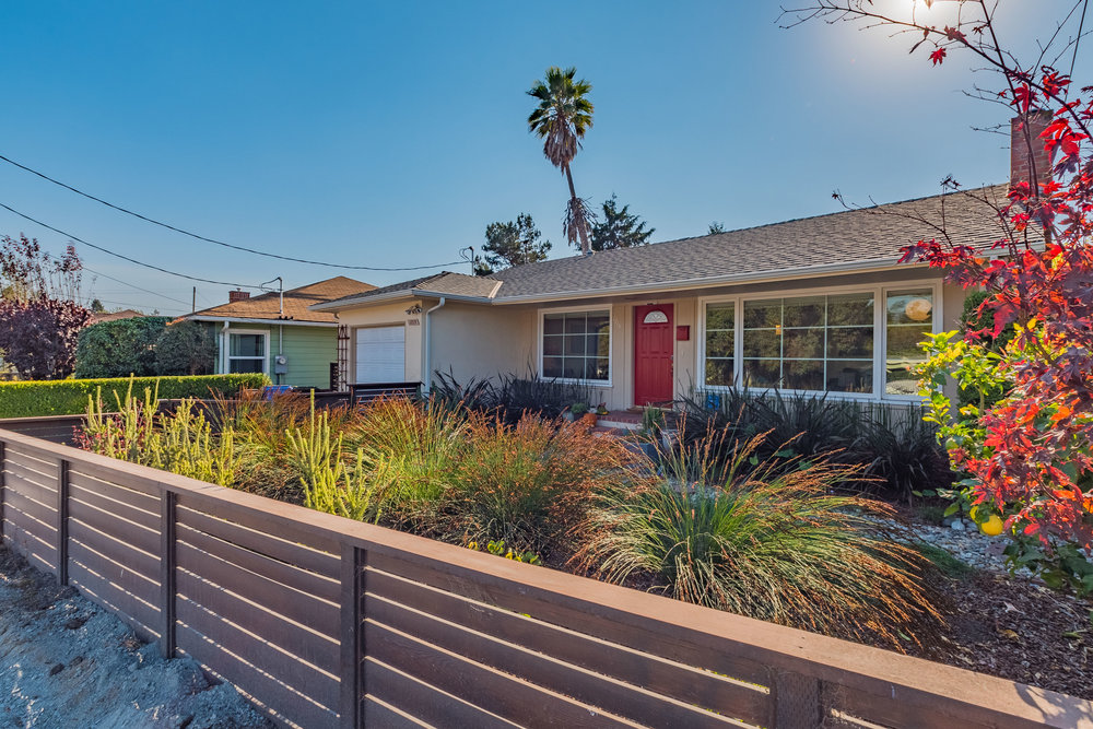 SOLD  1715 Bay Street, Santa Cruz $988,000  3 Bedroom | 2 Bathroom | 1,237 Sq. Ft.