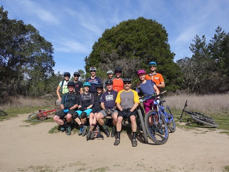 Mountain Bikers of Santa Cruz -