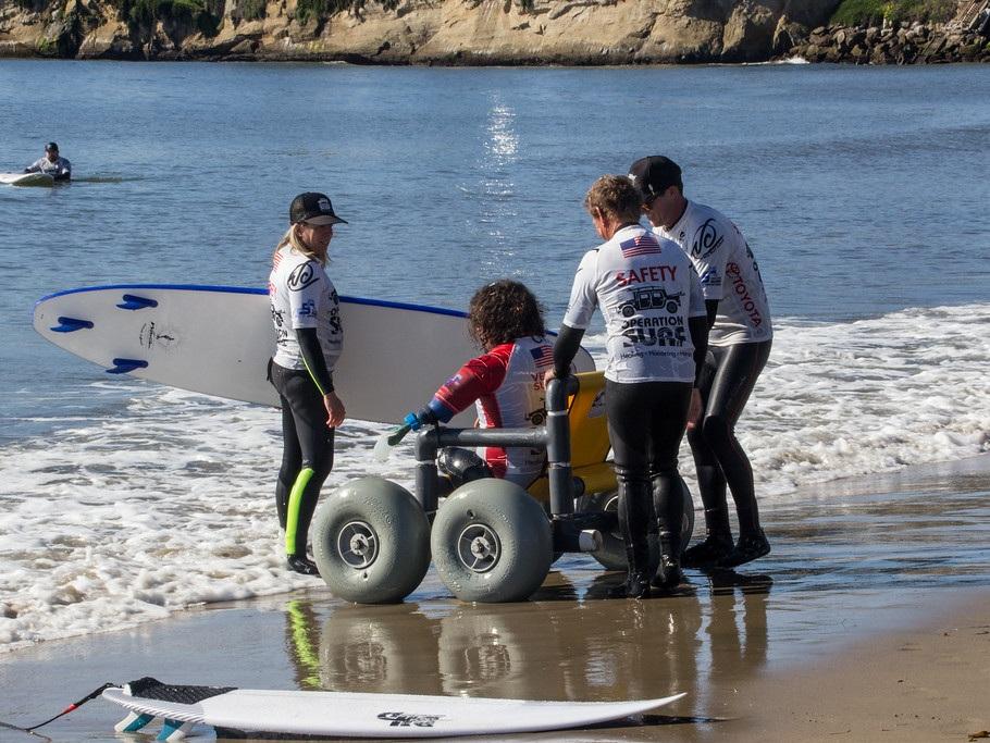 Operation Surf -