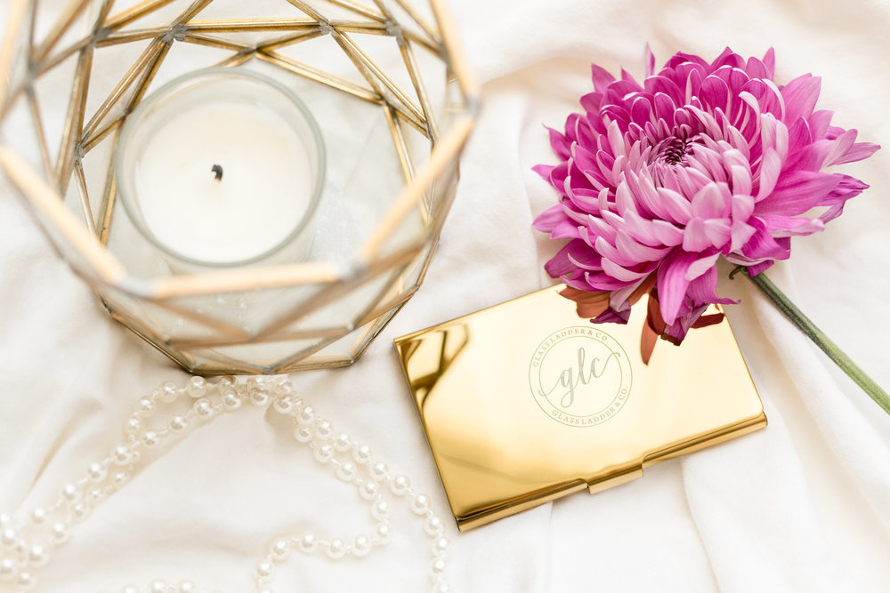 Gold Card Holder