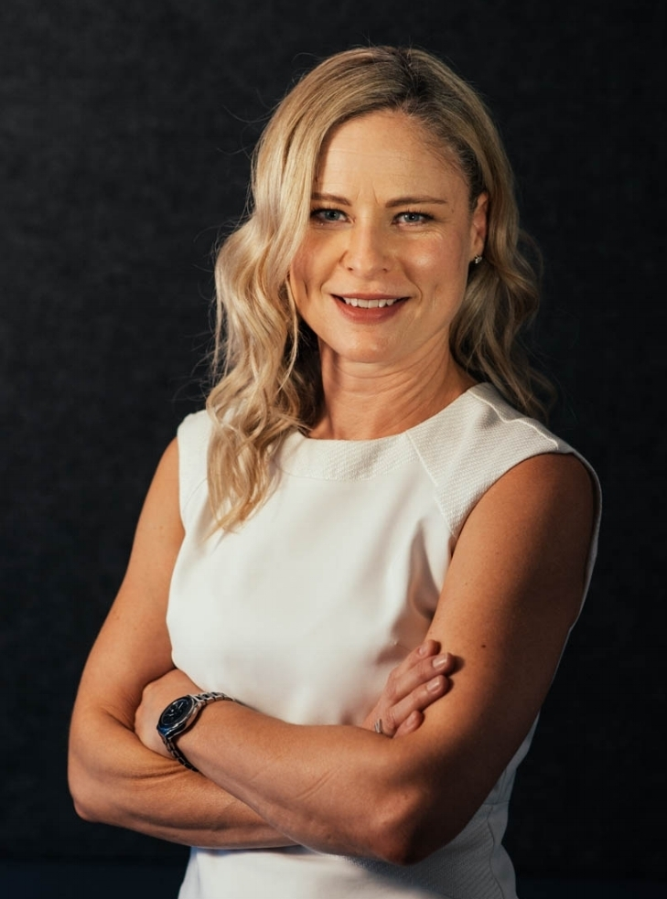Personal Branding Client Rebekah Fraser