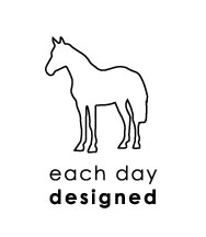 each day designed