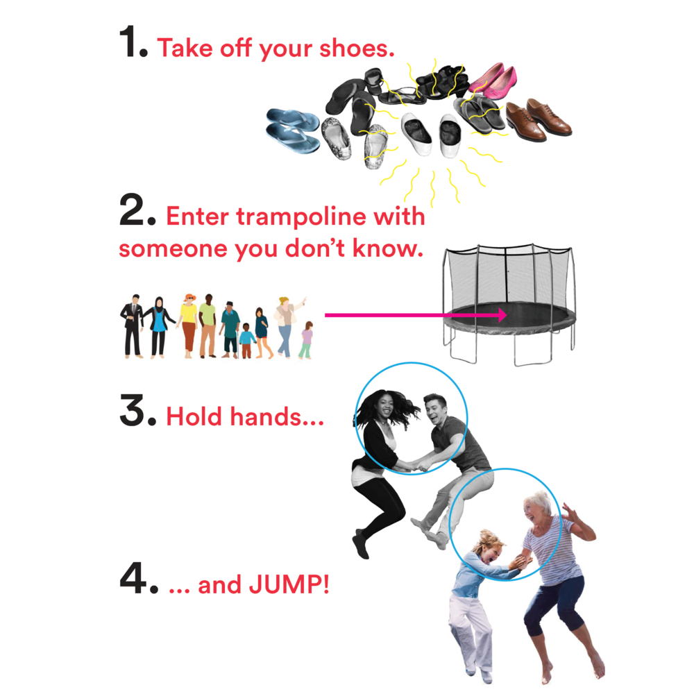 MAAK how to trampoline