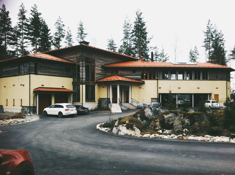 Villa Ketunkolo