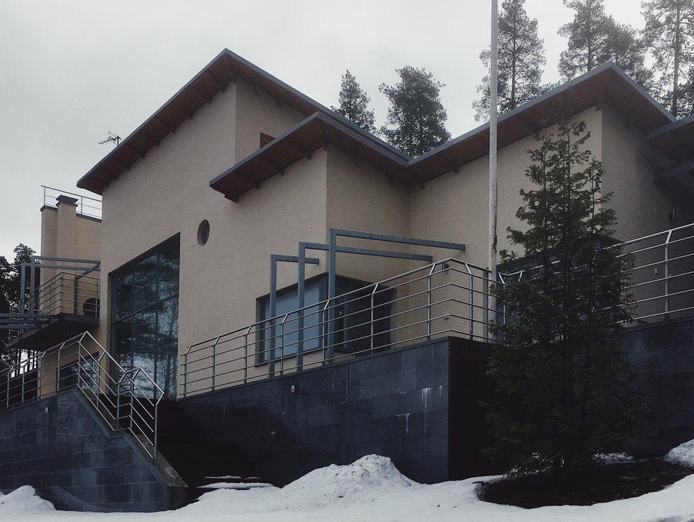 Villa Luumäki