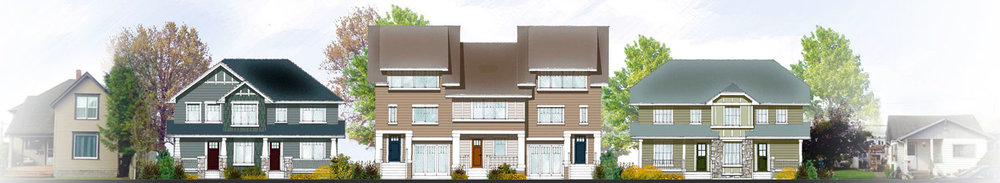 Peabody Street Townhomes