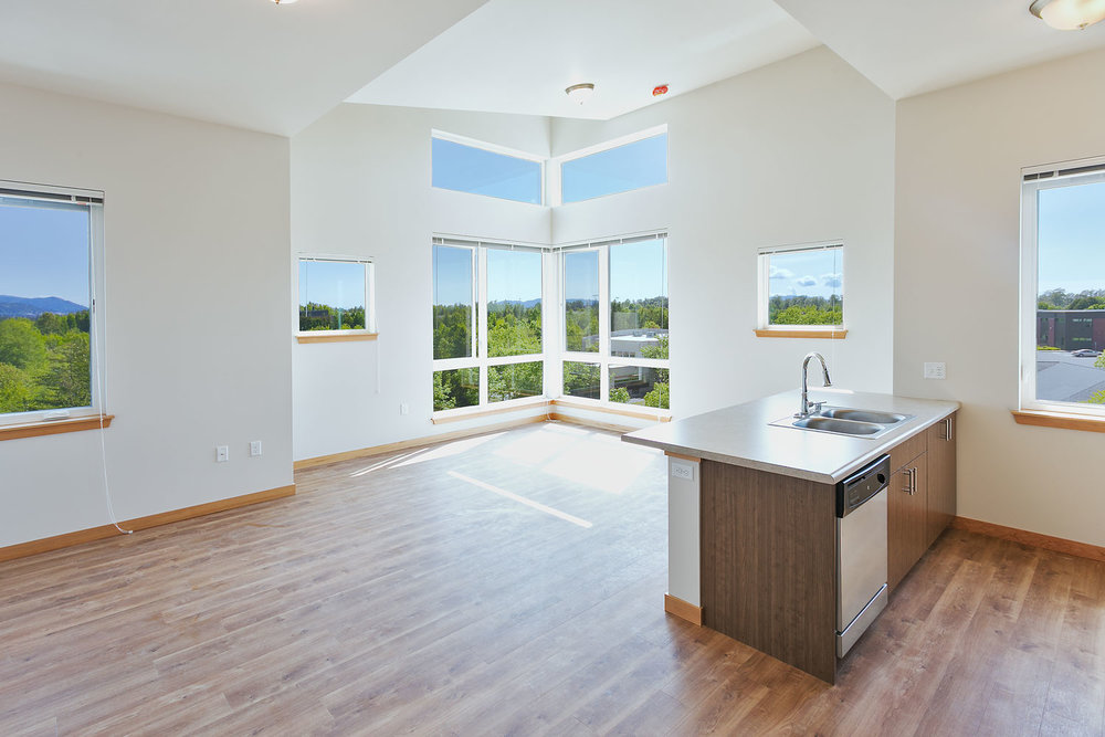 Penthouse Apartment Homes In Bellingham