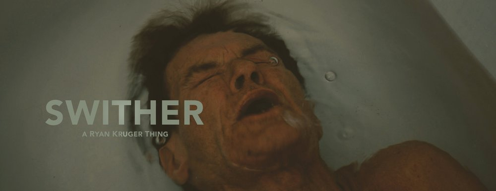 Swither   Director/Writer/Producer: Ryan Kruger // South Africa  Having no one else present on ones own, depressed with a lack of human contact a man in his constant state of uncertainty. We watch him live out his desires that go far beyond erotica and go into his true state of nirvana.