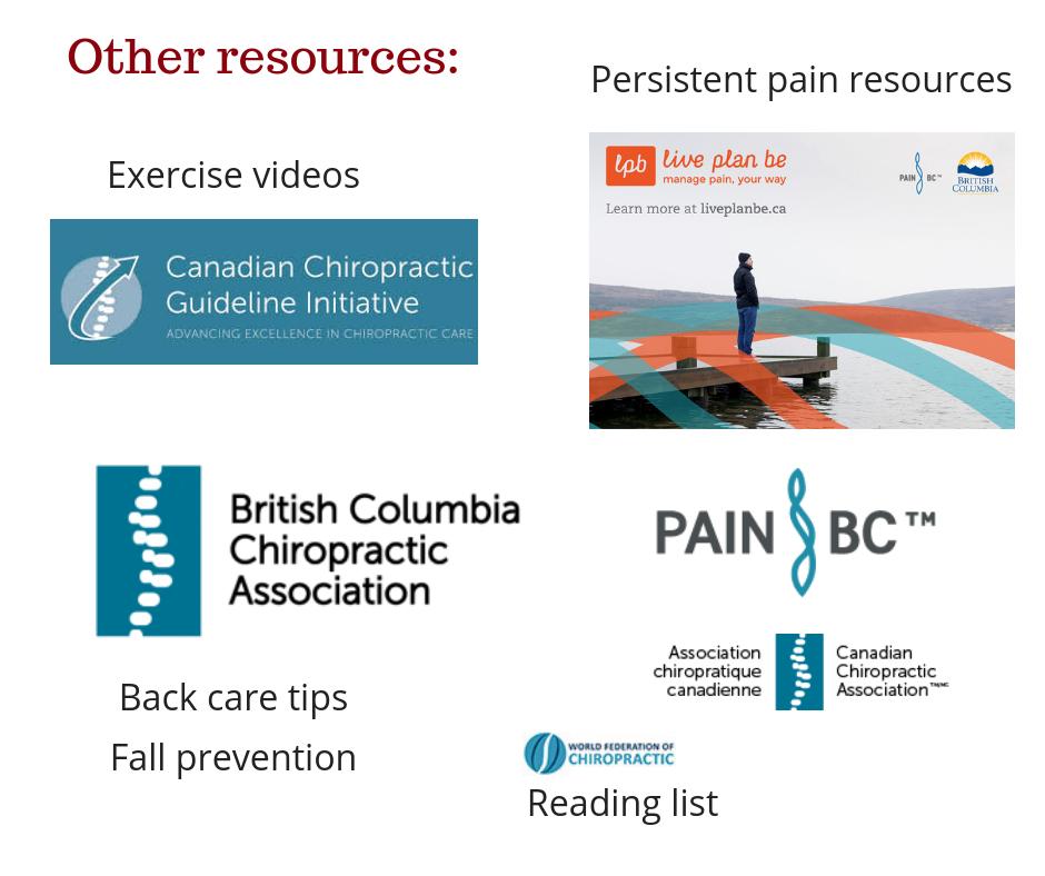 Chiropractic Resources