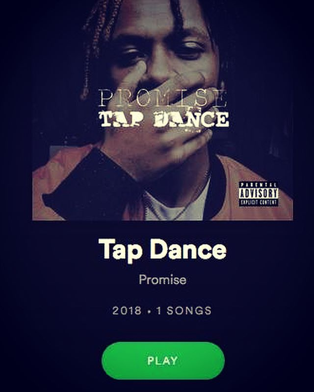 Tap dance is now on all platforms, 🚀🚀🎧🎧🎯🎯Spotify, TIDAL, YouTube, etc thank you soo much family!!!!! 🙏🙏 new track could be dropping this week 2 😉 oh and we still number four on the hip hop charts with conscious thoughts and missing you climbing higher on the list now,,, 🐾 cant thank you all enough. 💕💕love yall