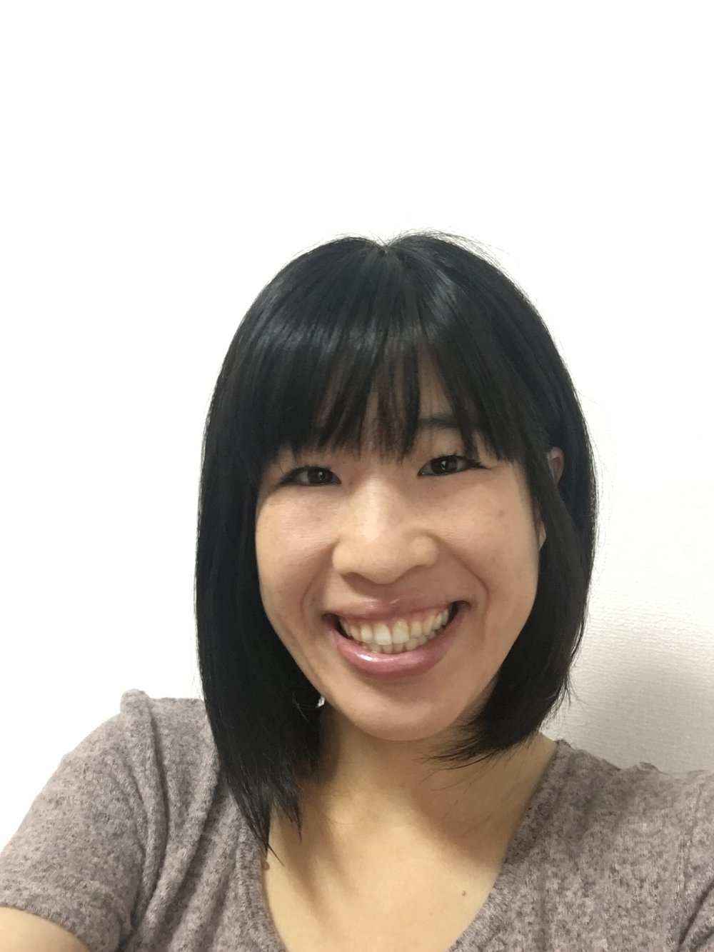 Ayuri Hume - Head of Admissions & CommunicationJapan