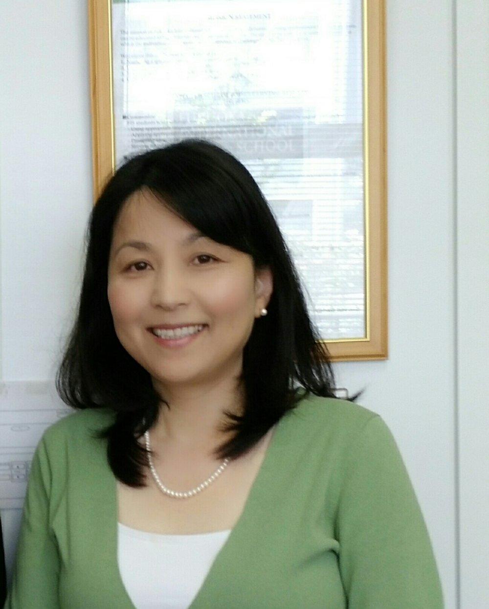KAORU MATSUMOTO - HEAD OF SCHOOL SECRETARYJAPAN
