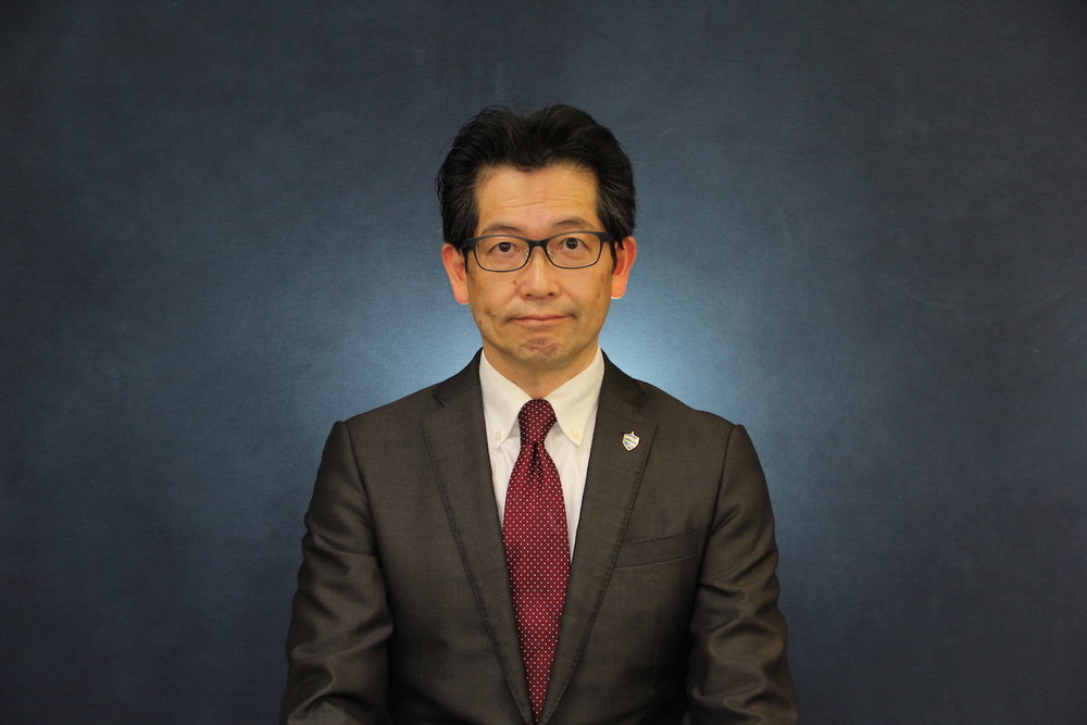 Eiichi Hayasaki - Managing Director