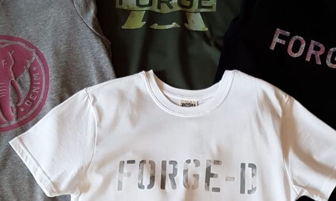 'FORGE' PrintTees -