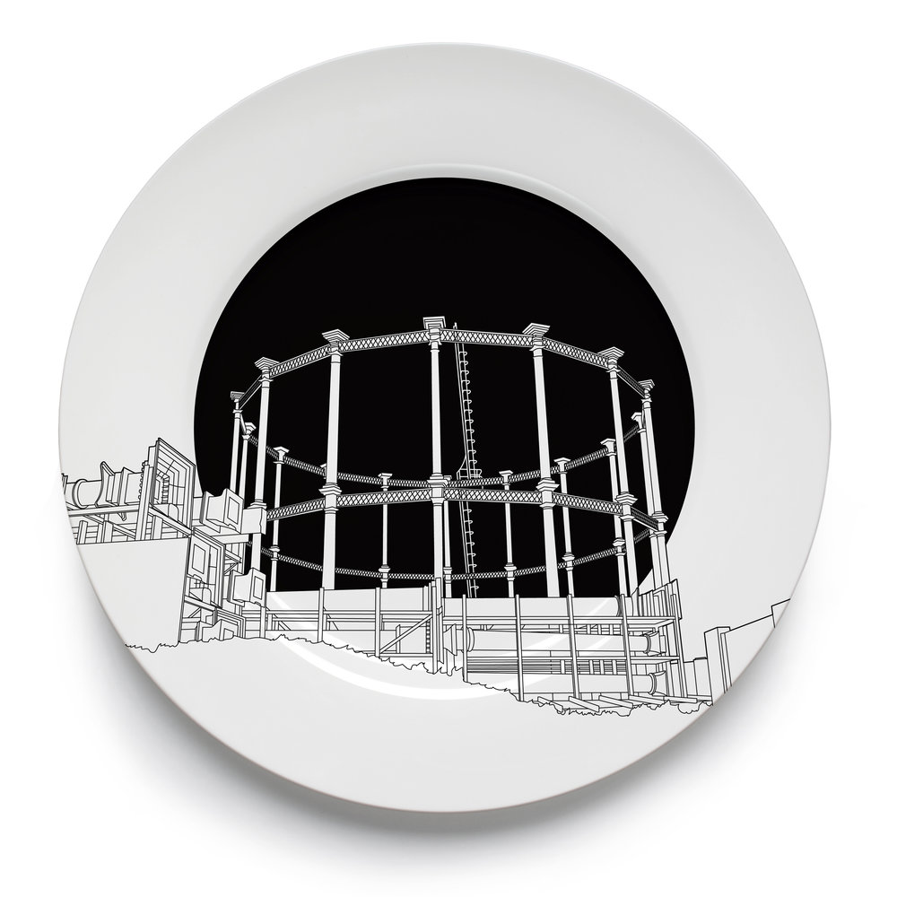 Gas Holder No.8