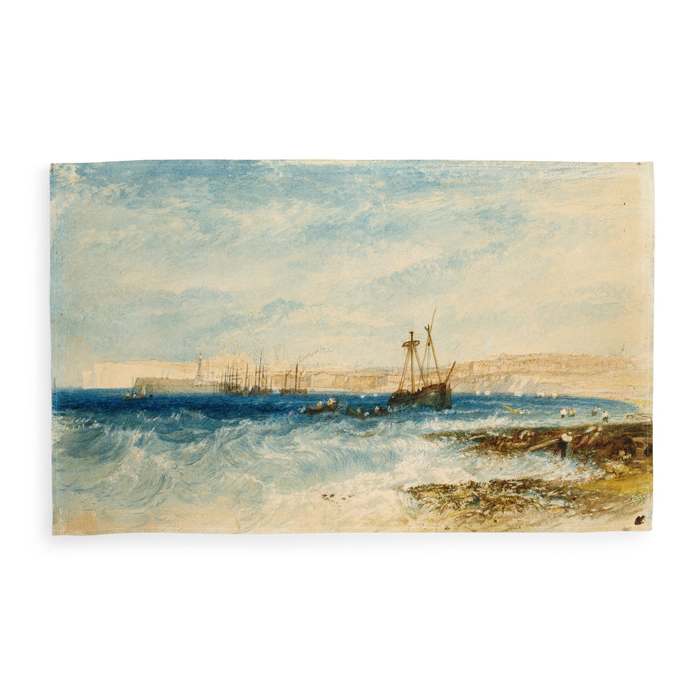 Turner tea towel