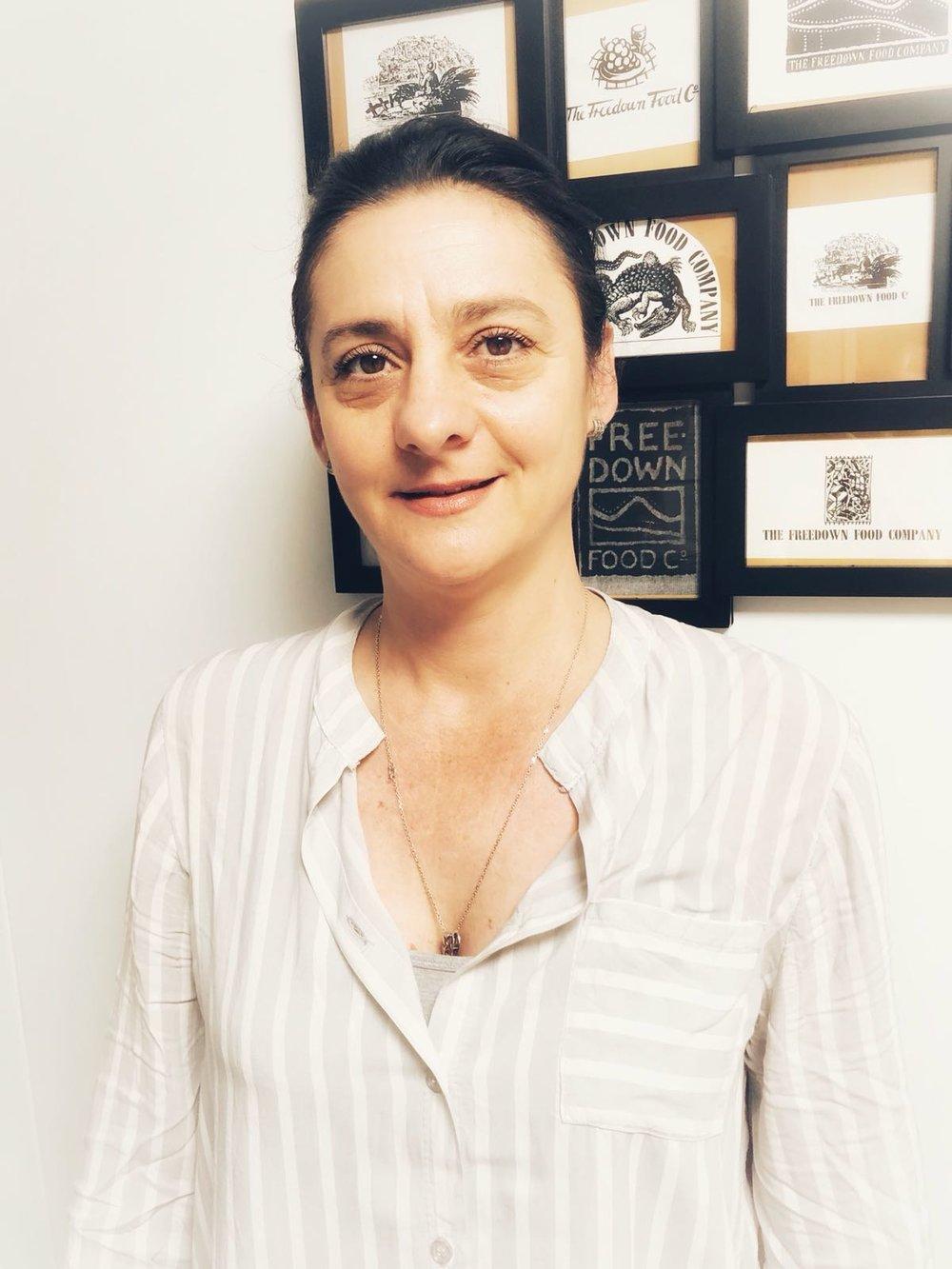 Mihaela Neculae - Sales Administrator