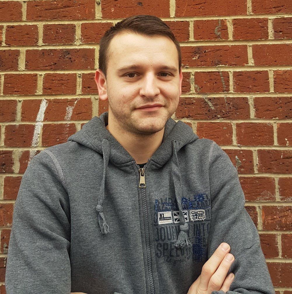 Vedran Katalinic – Warehouse Assistant
