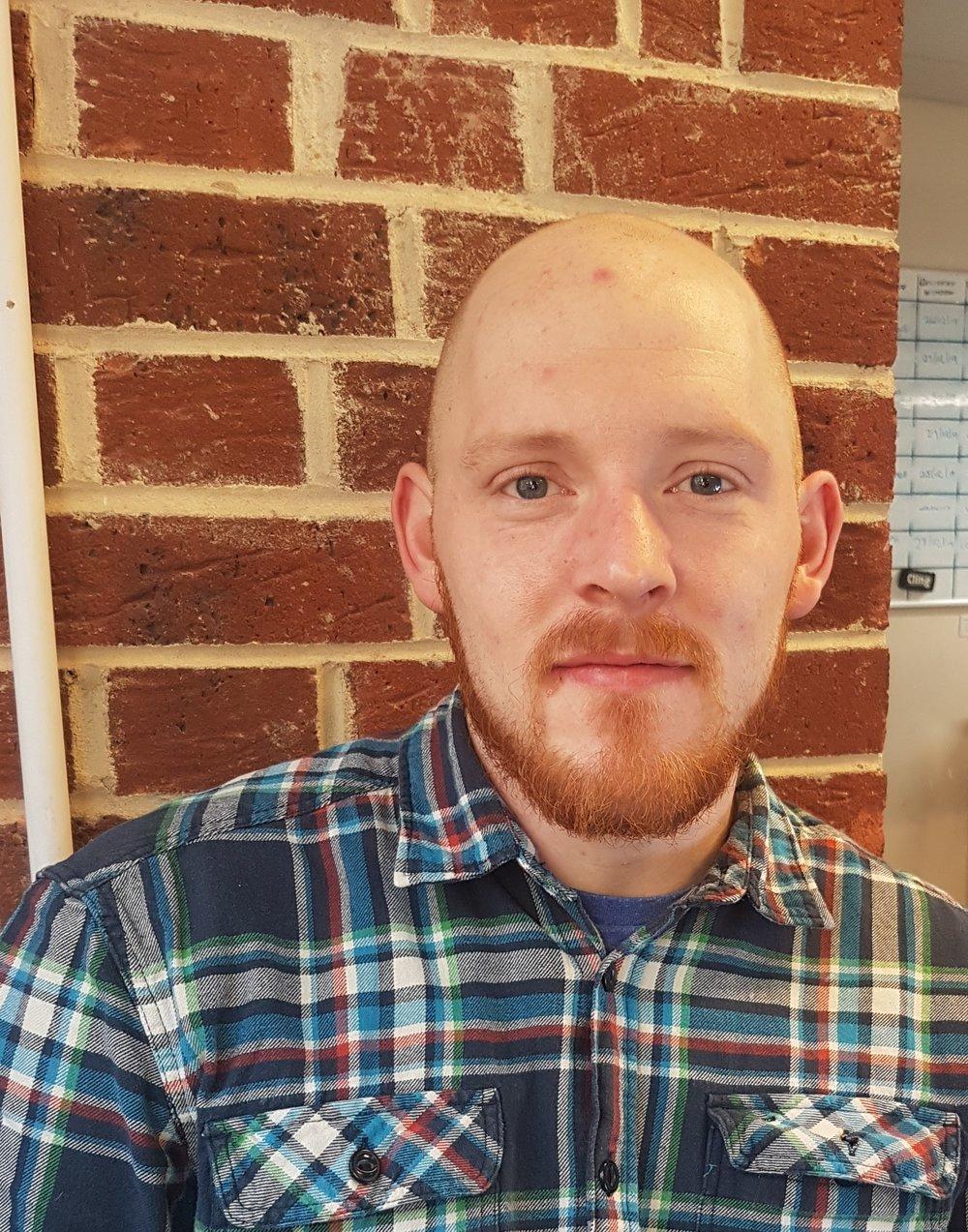 John Dempster - Sales Administrator