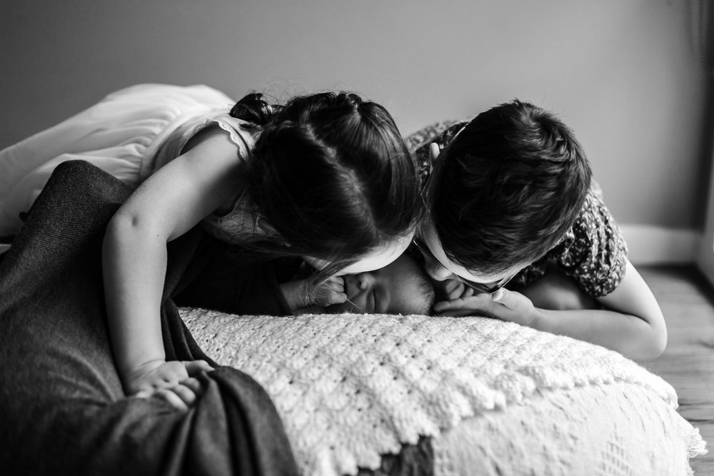 sibling love during lifestyle session in Melbourne victoria