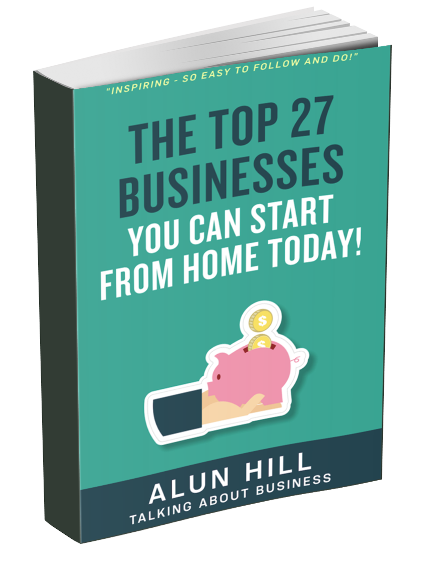 The Top 27 Businesses You Can Start From Home Today -