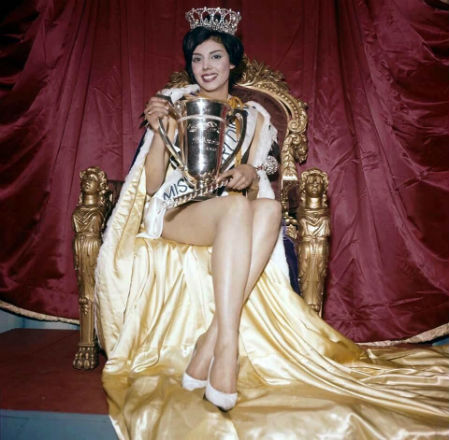 Norma was the first Miss World from Argentina, crowned in London in 1960.