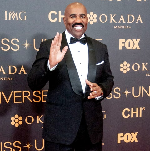 Steve Harvey returns as host of the popular beauty pageant for the 3rd consecutive year