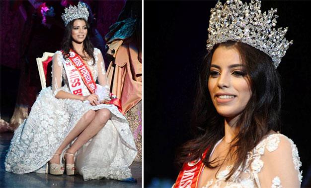 Miss TUNISIA 2018: Haifa Ghedir  Tunisia4