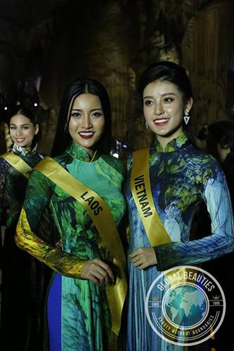 Laos and Vietnam