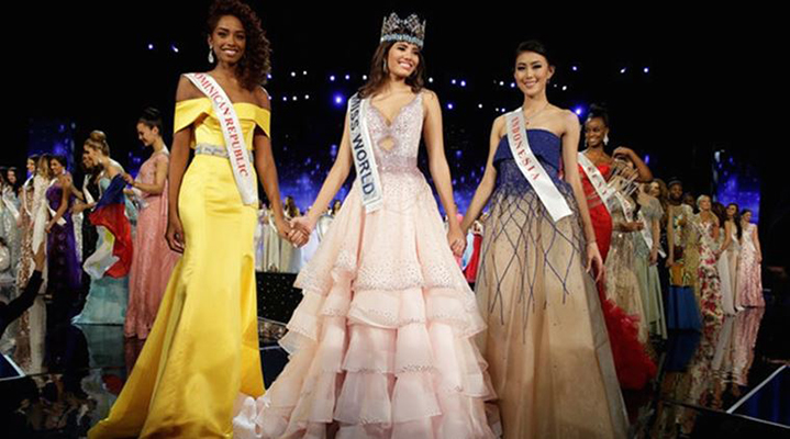 The reigning Miss World, Stephanie Del Valle from Puerto Rico will crown her successor on November 18