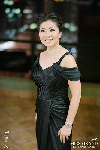 Teresa Chaivisut, Vice President of MGIO