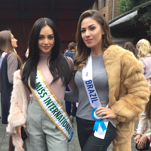 Miss International 2016 and Brazil