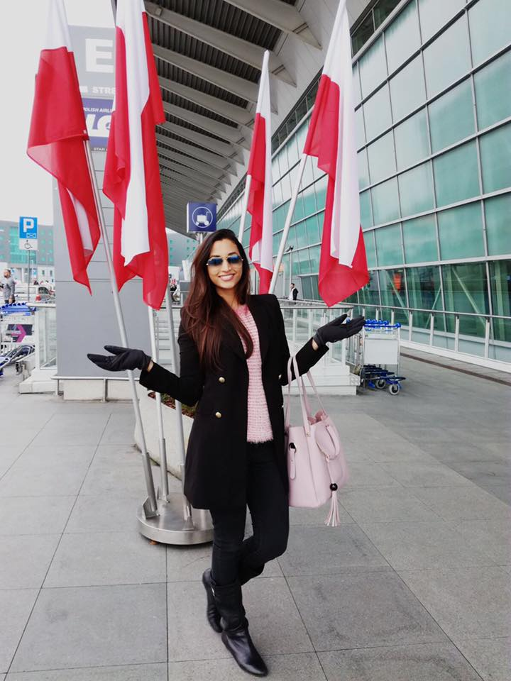 Srinidhi Shetty of India, Miss Supranational 2016, is already in Poland for this year´s competition. She will be a special backstage reporter for Mister Supranational!