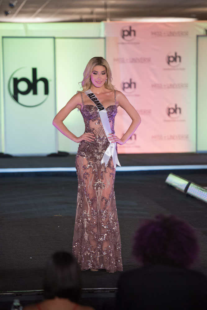 66th Miss Universe: Presentation Show Evening Gowns` — Global Beauties