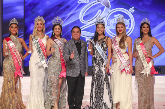 Philippines wins Miss Tourism International 2017/2018 T5