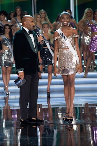 REGIONAL LOVE: Miss Universe brought in a regional system this year. Would Miss Ghana have made it had it not been for this system?