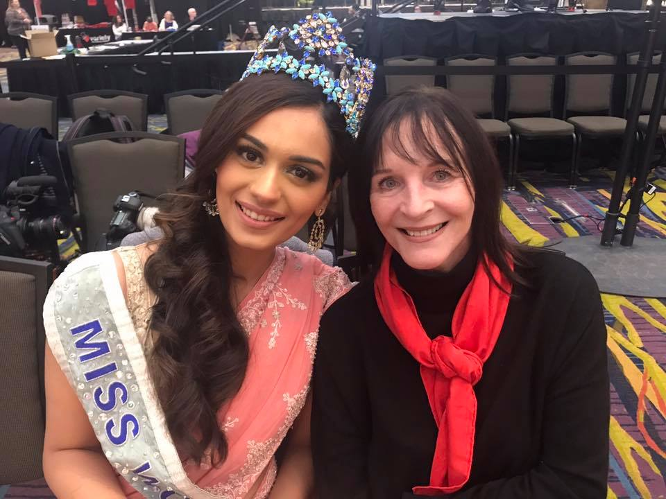 The Official Thread of Miss World 2017 ® Manushi Chhillar - India - Page 4 W1