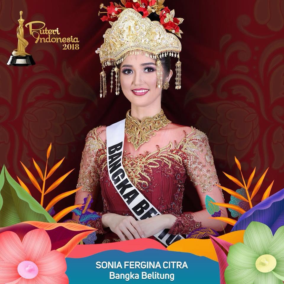 Miss Universe Indonesia 2018