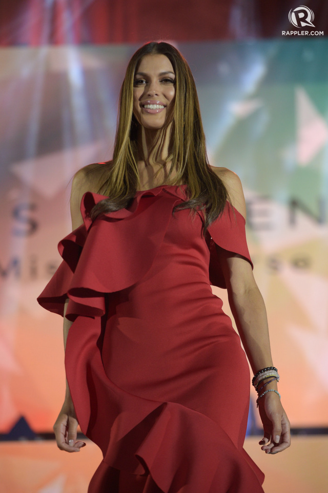 Miss Universe 2016, Iris Mittenaere (France)