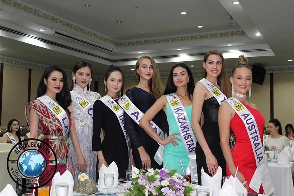 Laos, China, Taiwan ROC, Altai, Kazakhstan, Tatarstan, Australia
